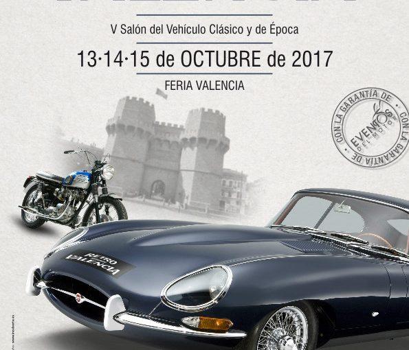 RETRO AUTO & MOTO VALENCIA CITA A LOS AFICIONADOS LEVANTINOS DEL 13 AL 15 DE OCTUBRE
