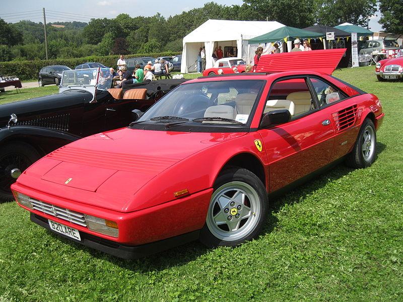 Coche clásico Ferrari