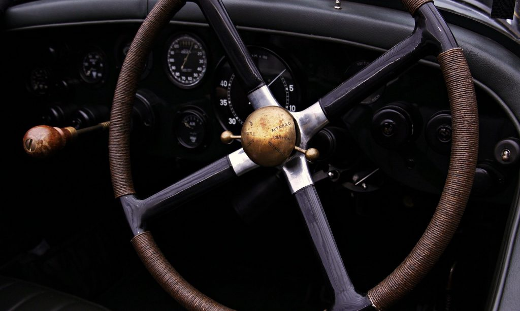 piezas de coches clásicos