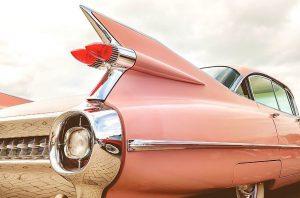 Restaurar la carrocería de un coche clásico