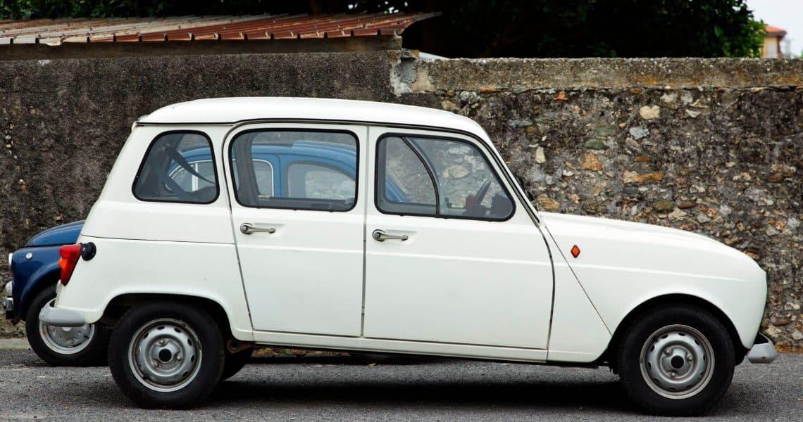 El Renault 4 cumple 60 años