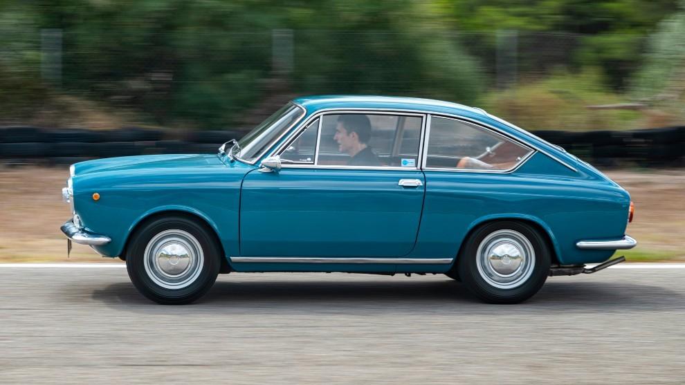 historia seat 850 coupe