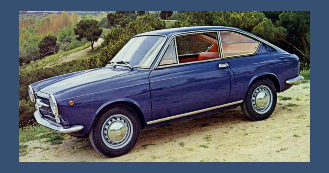 SEAT 850, el famoso culo-pollo